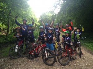 Pedal 2 Pedal mountain bike academy