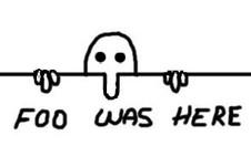 Genealogy- Foo Was Here