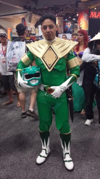 Green Ranger!