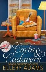 """Carbs & Cadavers"" Ellery Adams"