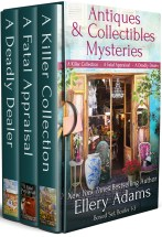 """The Antiques & Collectibles Mysteries Boxed Set"" Ellery Adams"