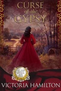 """""""Curse of the Gypsy"""" Victoria Hamilton"""