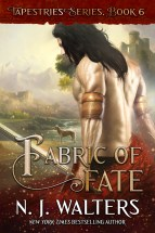 """Fabric of Fate"" N. J. Walters"