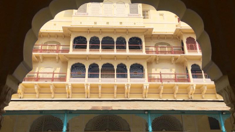 Jaipur – The Pink City