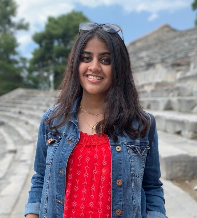 Sanjana Rudra