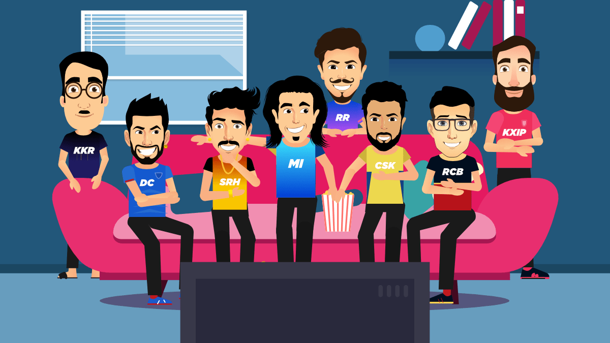 This IPL, All The Fun is #BeyondThePitch