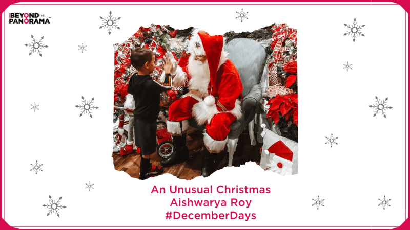 An Unusual Christmas | Aishwarya Roy