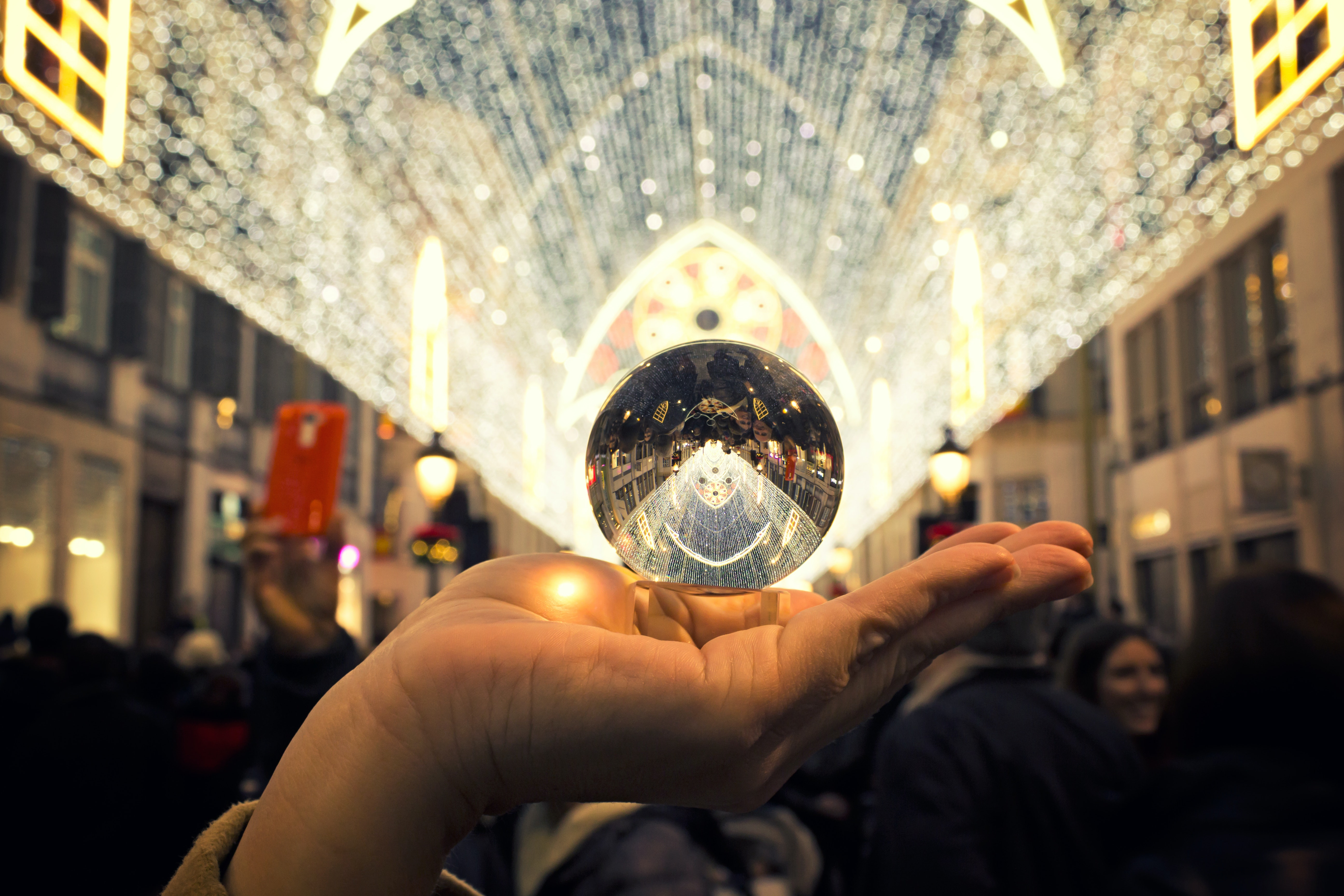 If a Crystal Ball Could Tell You Anything, What Would it Be?