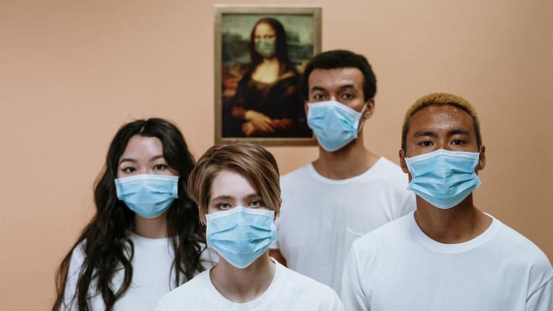 Creative Ways To Take Care Of Yourself And Deal With The Pandemic