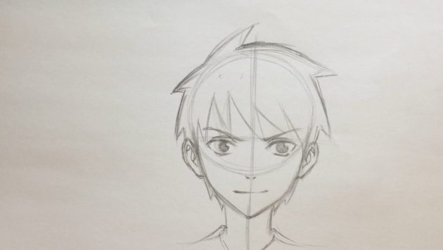 AnimeDrawing