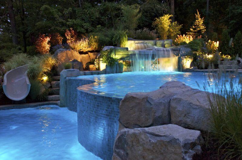 Eye-opening swimming pool house design ideas #swimmingpools #homedecor #indoorpool #outdoorpool