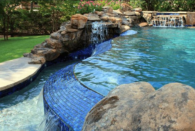 Terrific outdoor swimming pool design #swimmingpools #homedecor #indoorpool #outdoorpool