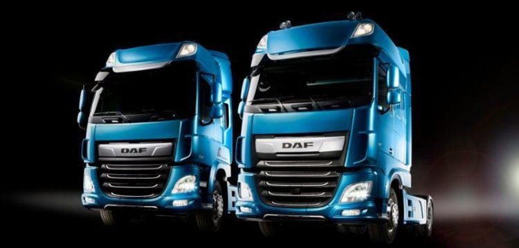 DAF CF and XF