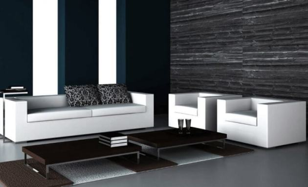 Black Living Room Color Ideas