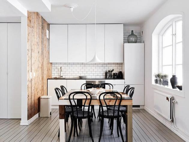 White Dinning Room Paint Color Ideas
