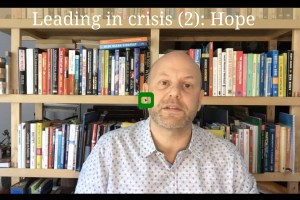 Leading in crisis (2) - Hope