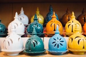 Omani tea-lights
