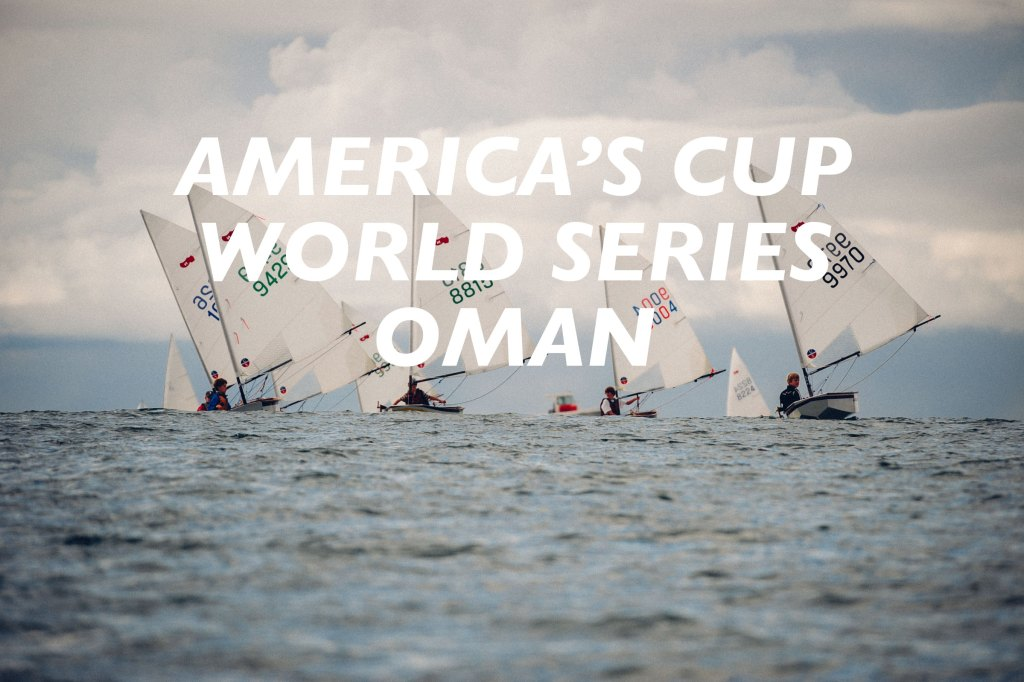 America's Cup World Series Oman