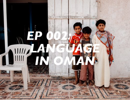 Language in Oman