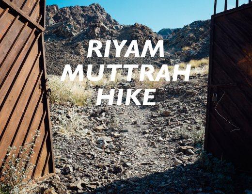 Riyam - Muttrah Hike, C38