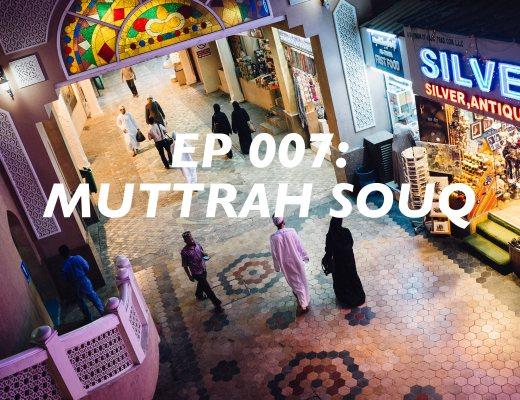 Muttrah Souq, Souk