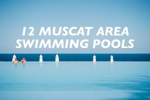 12 Muscat Area Swimming Pools