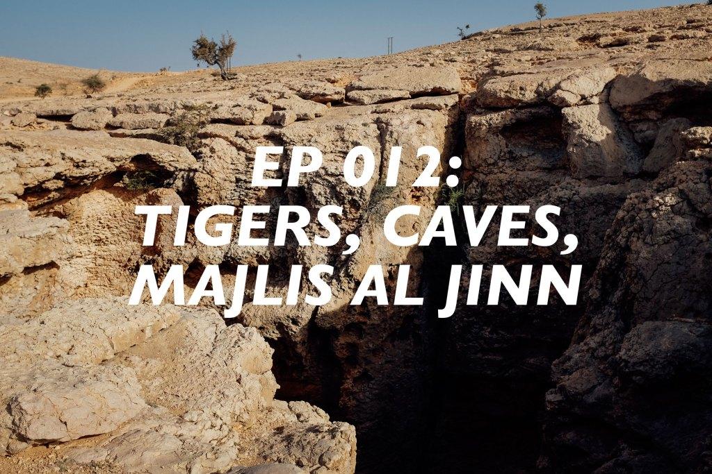 Majlis al Jinn Cave