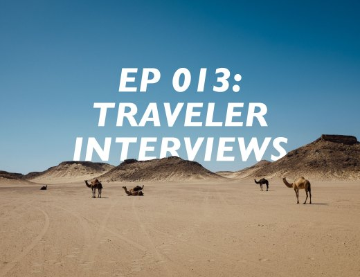 Oman, Traveler Interviews