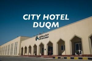 City Hotel Duqm Review