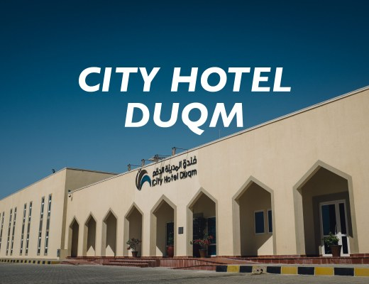 City Hotel Duqm Review