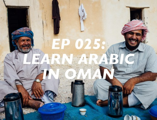learn arabic in oman