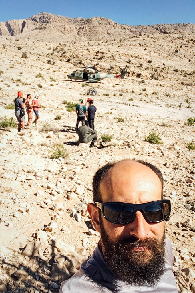 Oman Cave Expedition