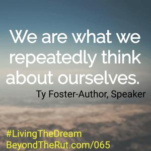 Ty Foster Self-Talk