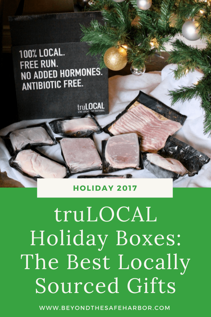 Introducing truLOCAL Holiday Boxes- The Best Locally Sourced Gifts