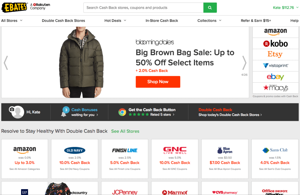 How to Save on Online Shopping by Using Cash Back Sites