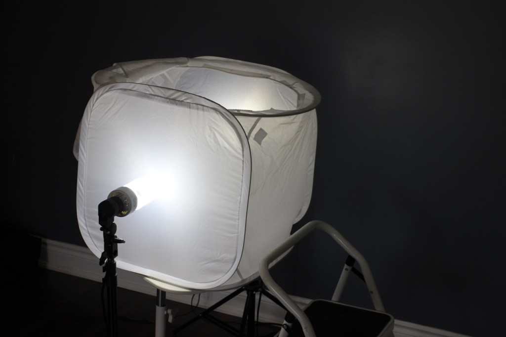 How to Use a Lightbox for Product Photography