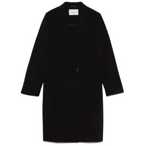 Babaton Stedman Wool Coat – Black