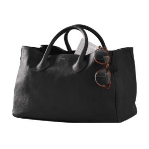 Mark & Graham – The Elisabetta Slouch Handbag, Black