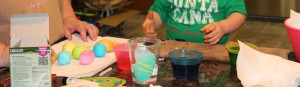 Easter_dying eggs
