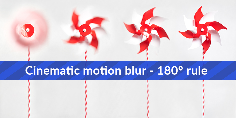 Cinematic Motion Blur - 180° Rule - Beyond The Time - a Timelapse ...