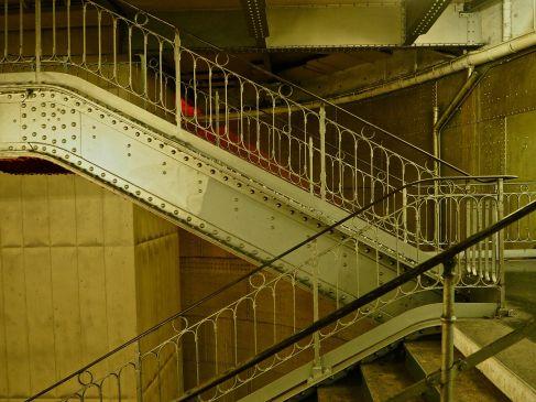 Cité metro Paris