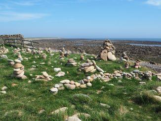 lindisfarne pebbles