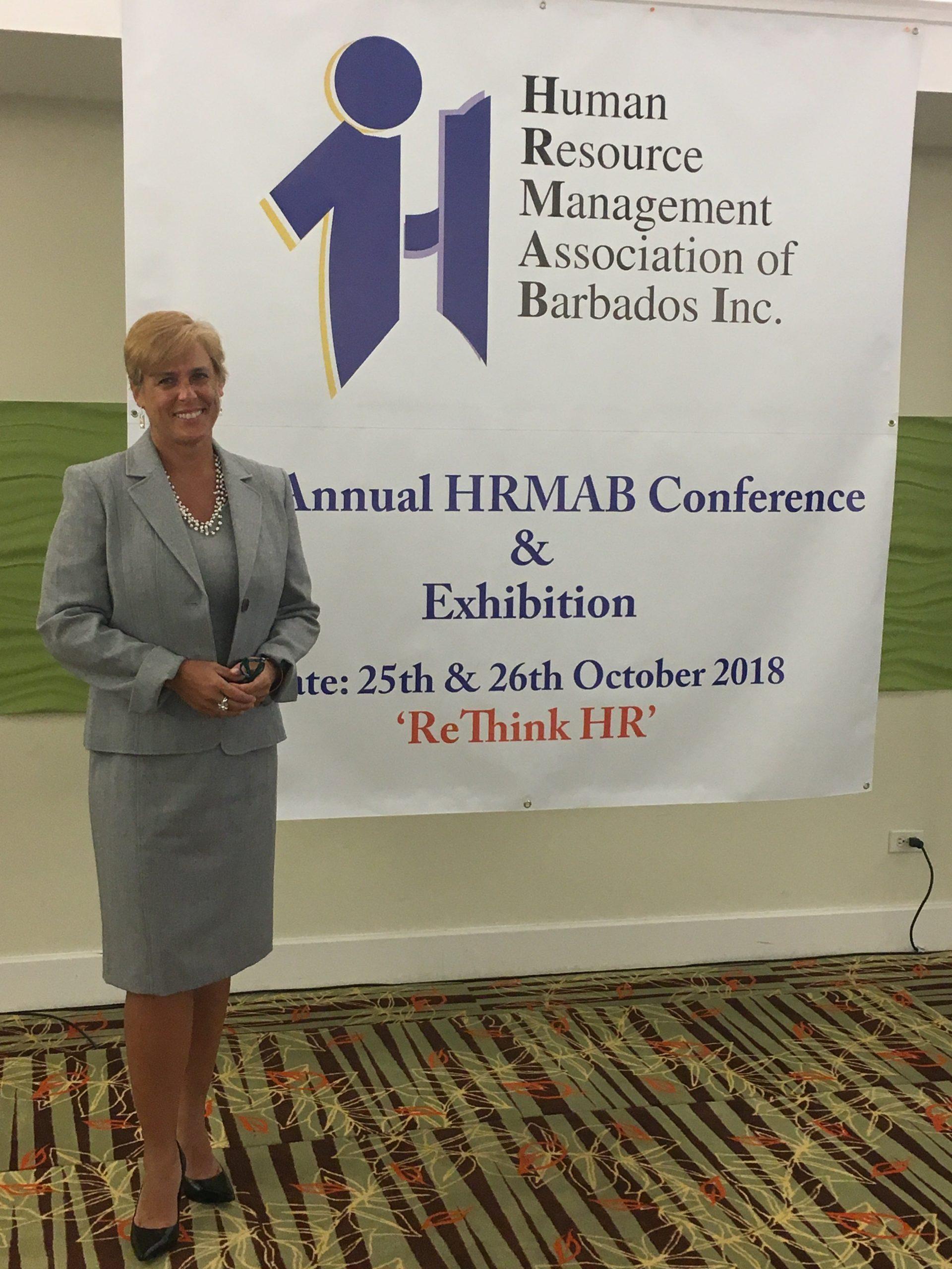 Human Resources Management Association of Barbados, Annual Conference 2018 (Bridgetown, Barbados)