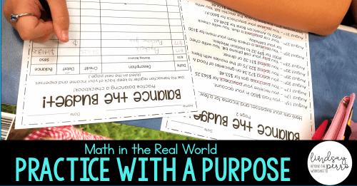 small resolution of Real World Math - Lindsay Perro