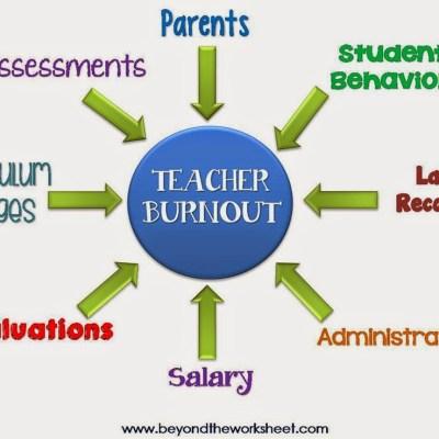 Teacher Burn Out – My Story