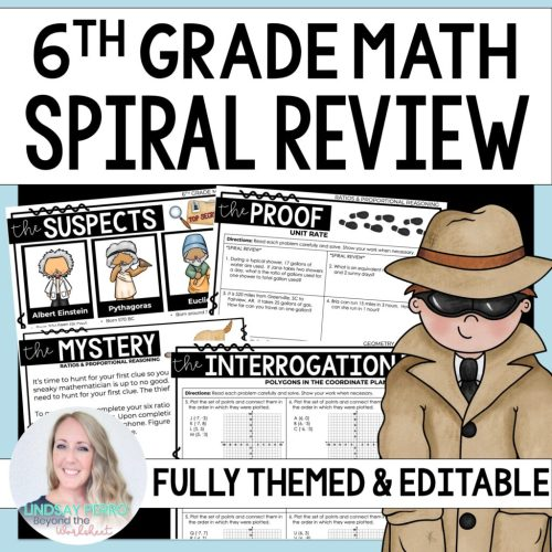 small resolution of Math Mystery Reviews - Lindsay Perro