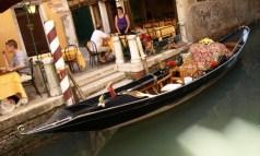 Dot to Dot: Venice to Slovenia Itinerary Sandolo Boat