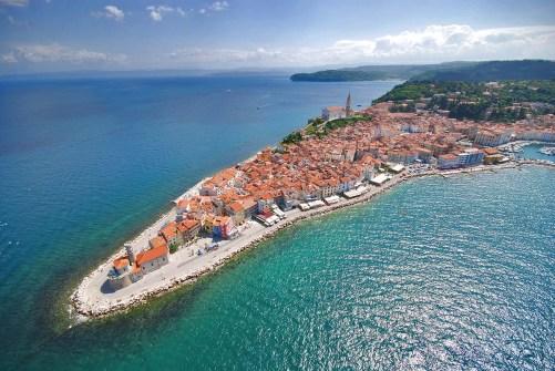 Piran, the Pearl of Slovenia