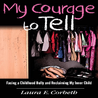 laura corbeth - author - my courage to tell