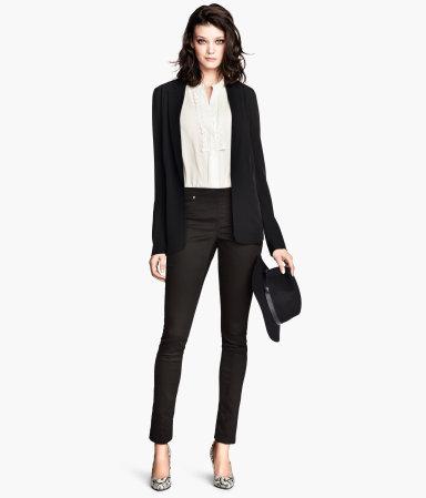 sélection H&M Tregging noir